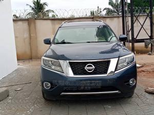 Nissan Pathfinder 2014 Blue | Cars for sale in Imo State, Owerri