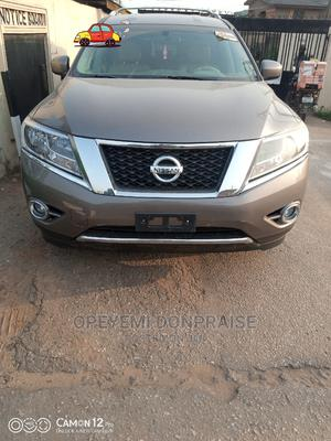 Nissan Pathfinder 2014 Brown | Cars for sale in Lagos State, Ikeja