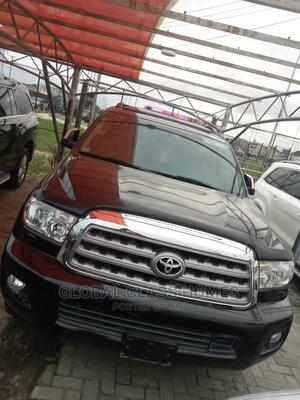 Toyota Sequoia 2013 Black | Cars for sale in Lagos State, Ajah