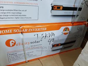 7.5kva 48v Felicity Pure Sine Wave Inverter   Solar Energy for sale in Enugu State, Enugu