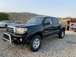 Toyota Tacoma 2007 Black | Cars for sale in Abuja (FCT) State, Jahi