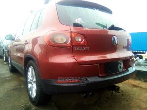 Volkswagen Tiguan 2009 2.0 SEL Red   Cars for sale in Lagos State, Apapa