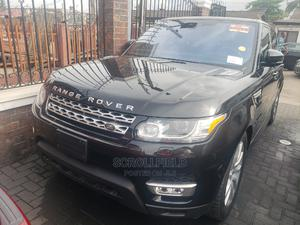 Land Rover Range Rover Sport 2017 Gray | Cars for sale in Lagos State, Surulere