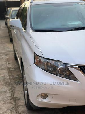 Lexus RX 2011 350 White | Cars for sale in Lagos State, Magodo