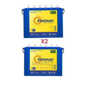 2pcs Tubular Batteries | Solar Energy for sale in Lagos State, Lekki
