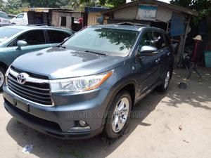 Toyota Highlander 2015 Blue   Cars for sale in Lagos State, Apapa