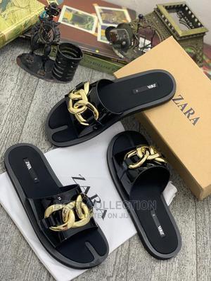 Designer Zara Palm Slippers   Shoes for sale in Lagos State, Lagos Island (Eko)