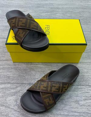 High Quality Fendi Sandals for Men   Shoes for sale in Lagos State, Magodo