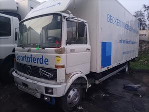Mercedes Benz 813 Container Body | Trucks & Trailers for sale in Lagos State, Apapa