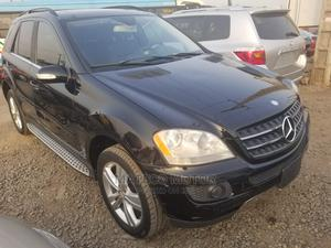 Mercedes-Benz M Class 2007 ML 350 4Matic Black   Cars for sale in Lagos State, Maryland