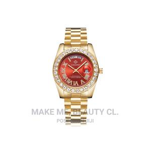Rolex Watch Men Cagarny Quartz Watches Man Diamonds | Watches for sale in Lagos State, Ojo