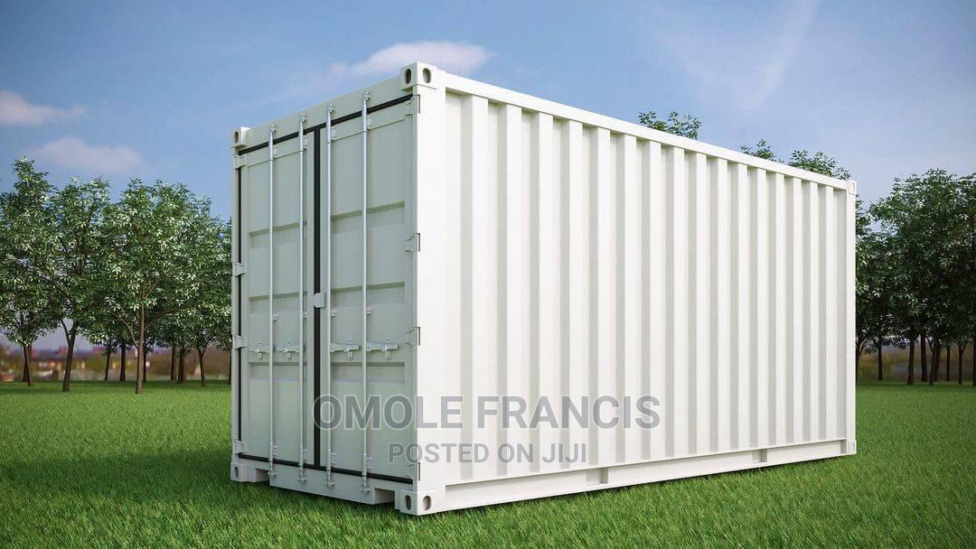 Archive: High 20feet Container