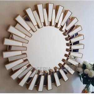 Wall Decorations Gold Mirror | Home Accessories for sale in Lagos State, Surulere