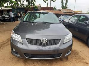Toyota Corolla 2011 Gray | Cars for sale in Lagos State, Apapa