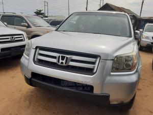 Honda Pilot 2006 Silver | Cars for sale in Lagos State, Apapa