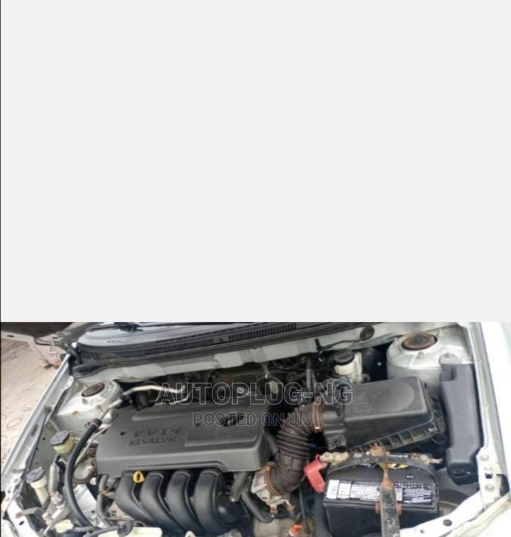 Archive: Toyota Corolla 2006 CE Silver