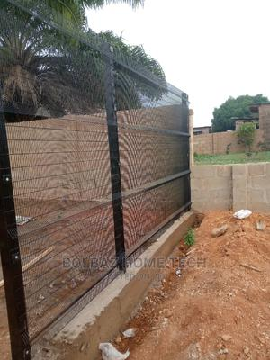 See-Through Fence; Finger and Anti-Finger Panel Mesh | Building Materials for sale in Oyo State, Ibadan