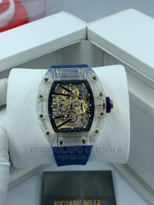 Richard Mille Deep Blue Latest Designer Watch. | Watches for sale in Lagos State, Kosofe