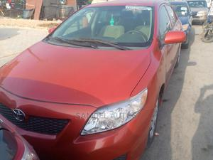Toyota Corolla 2011 Red | Cars for sale in Lagos State, Ajah