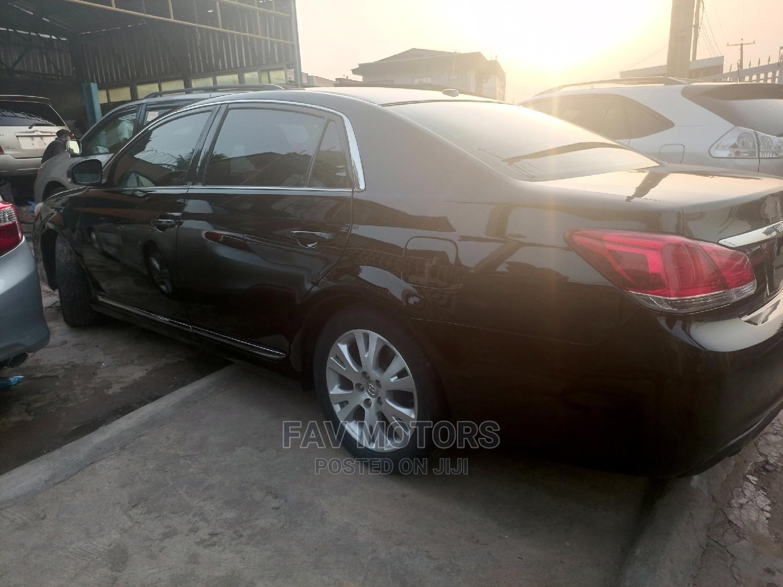 Toyota Avalon 2011 Black | Cars for sale in Ikeja, Lagos State, Nigeria