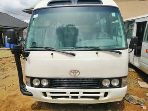 Toyota Coaster 2012 White | Buses & Microbuses for sale in Rivers State, Port-Harcourt