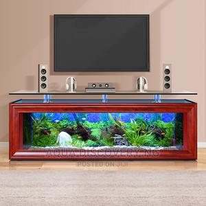 Aquarium Tv Stand | Fish for sale in Rivers State, Obio-Akpor