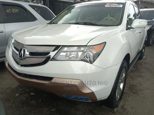 Acura MDX 2009 White | Cars for sale in Lagos State, Apapa