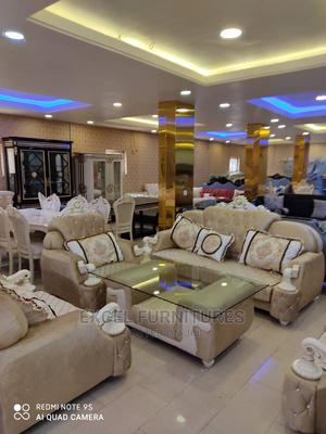 Sets Of Sofa Chair With Center Table | Furniture for sale in Oyo State, Ibadan