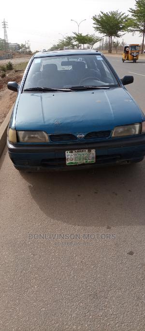 Nissan Sunny 1996 Wagon Blue   Cars for sale in Abuja (FCT) State, Gaduwa