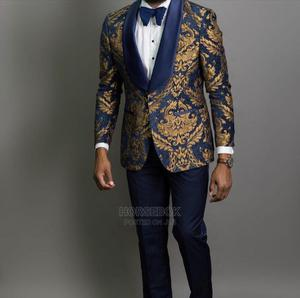 Milano Henry Tuxedo and Plain Three Piece Men Suits   Clothing for sale in Lagos State, Lagos Island (Eko)