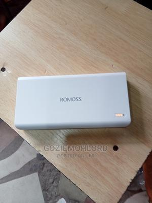 Complete 20000mah Romoss Powerbank   Accessories for Mobile Phones & Tablets for sale in Lagos State, Ojo