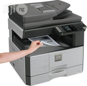 Sharp Ar-6020 Digital A3 Multifunction Photocopier | Printers & Scanners for sale in Lagos State, Ikeja