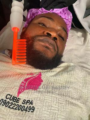High Frequency Beard Facial | Health & Beauty Services for sale in Lagos State, Gbagada