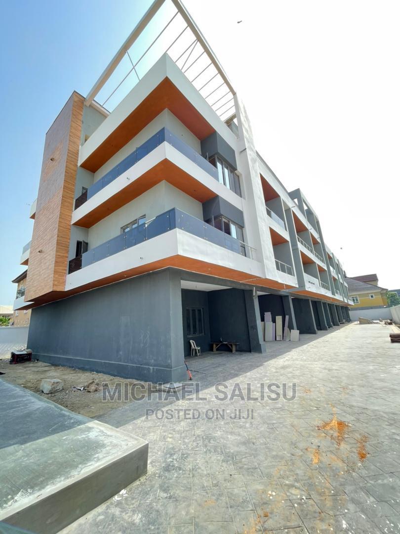 4 Bedroom Terrace Duplex at Lekki Phase 1 for Sale