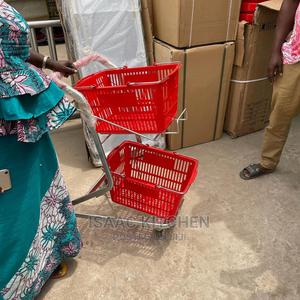 Trolly Basket   Store Equipment for sale in Lagos State, Apapa