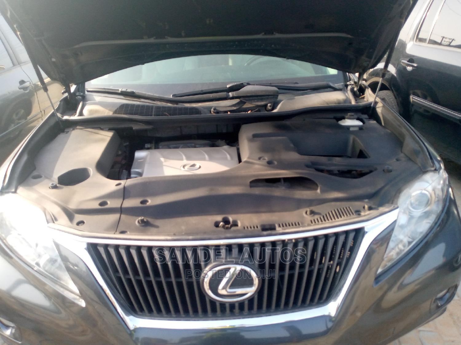 Lexus RX 2010 Gray   Cars for sale in Ajah, Lagos State, Nigeria