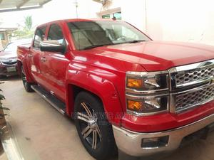 Chevrolet Silverado 2014 Red   Cars for sale in Abuja (FCT) State, Lokogoma