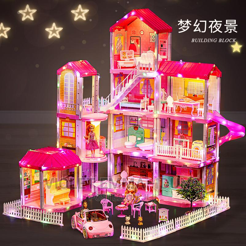 Archive: Barbie Doll and House