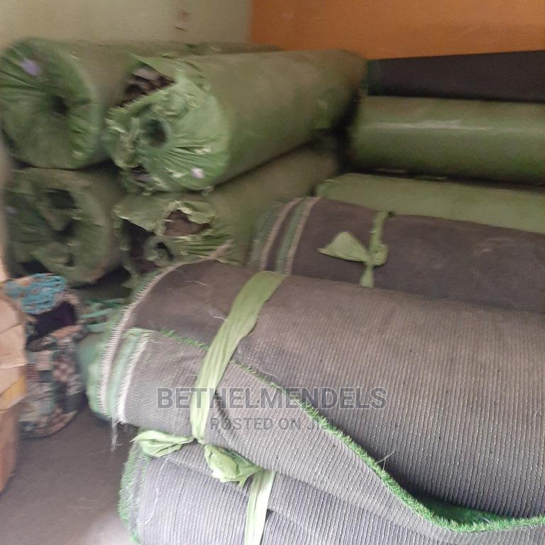 Rolls Of Artificial Green Grass For Sale In Lagos | Garden for sale in Ikeja, Lagos State, Nigeria