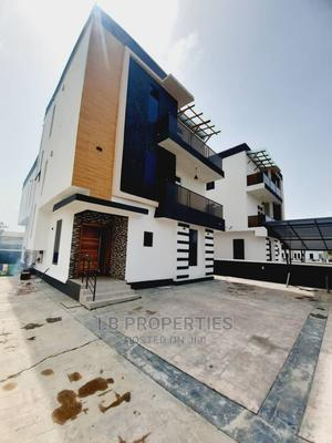 Executive 5bedroom Fully-detached Duplex With Penthouse   Houses & Apartments For Sale for sale in Lekki, Lekki Phase 2