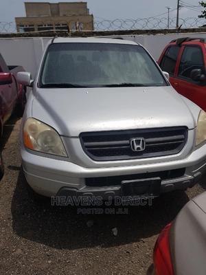 Honda Pilot 2003 Silver   Cars for sale in Lagos State, Amuwo-Odofin