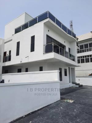 Lavishly Buit 5 Bedroom Fully-Detached Duplex for Sale | Houses & Apartments For Sale for sale in Lekki, Lekki Phase 2