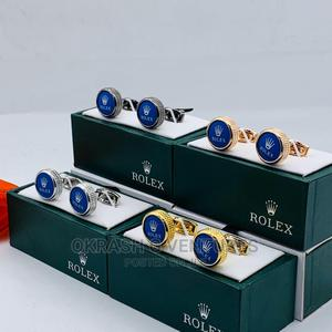 Rolex Cufflinks For Unisex   Clothing Accessories for sale in Lagos State, Lagos Island (Eko)