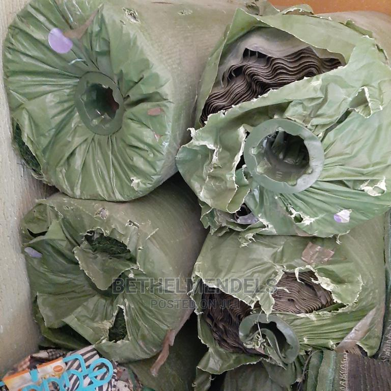 Rolls Of Artificial Green Grass For Sale In Lagos