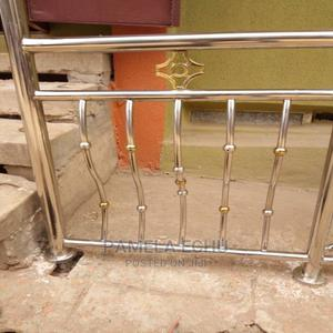 Stainless Steel Handrails Curvy Rings   Building Materials for sale in Abuja (FCT) State, Garki 1