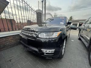 Rover Land 2017 Black | Cars for sale in Lagos State, Surulere