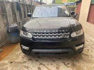 Land Rover Range Rover Sport 2017 Black   Cars for sale in Lagos State, Surulere