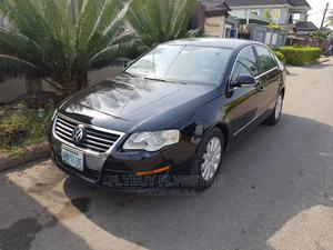Volkswagen Passat 2008 Black | Cars for sale in Lagos State, Isolo