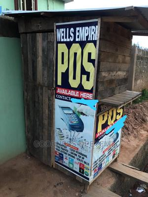 Pos Business Kiosk / Shop For Sale   Commercial Property For Sale for sale in Lagos State, Ikeja