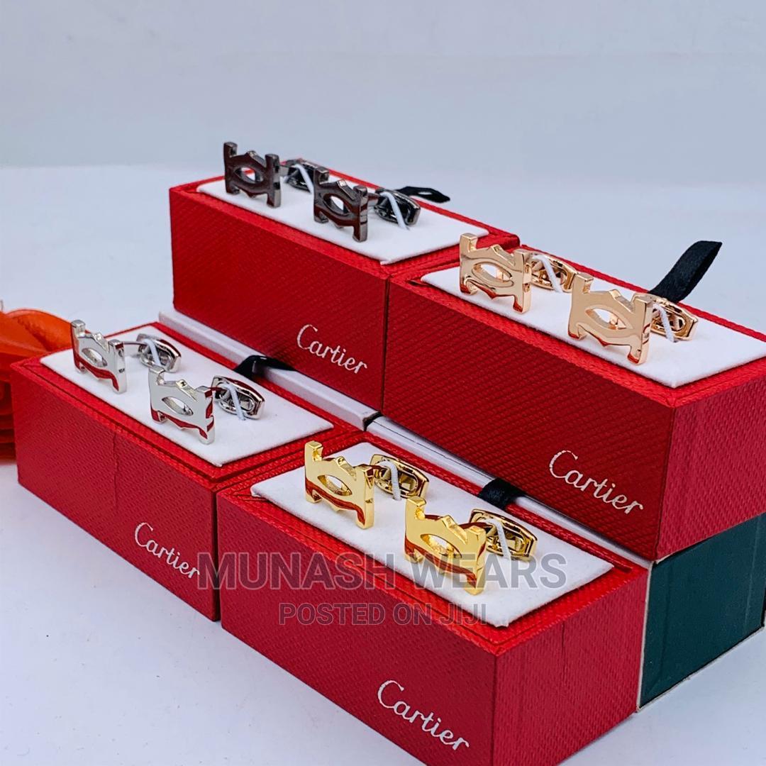 Classic Cartier Cuflins | Clothing Accessories for sale in Lagos Island (Eko), Lagos State, Nigeria